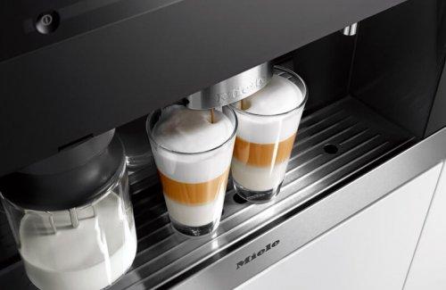 Miele Inbouw Koffiemachine