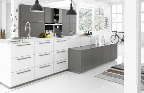 Logic Moderne Strakke Keuken
